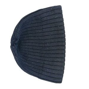 Banana Republic men's winter wool black hat
